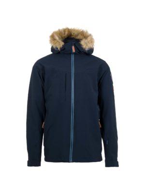 Twentyfour Finse 2-lags jakke, nattblå 4