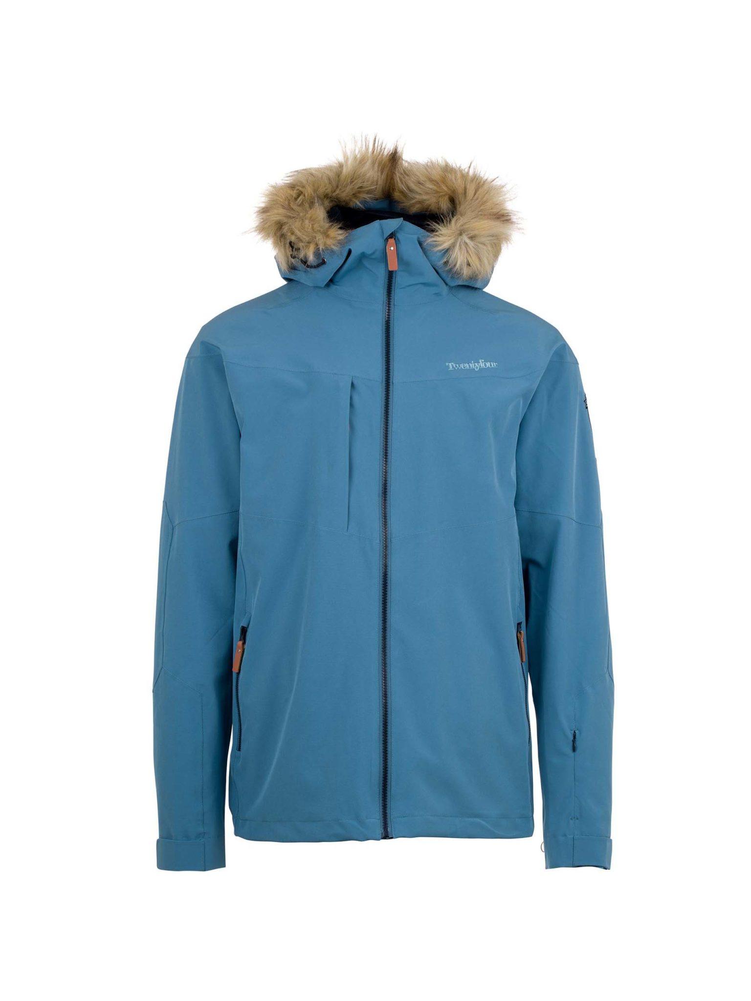 Twentyfour Finse 2 lags jakke, nattblå. Alle tiders
