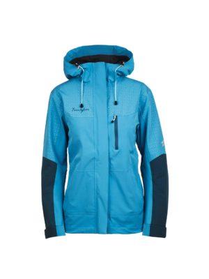 Twentyfour Dal ST 2-lags jakke, støvblå 3