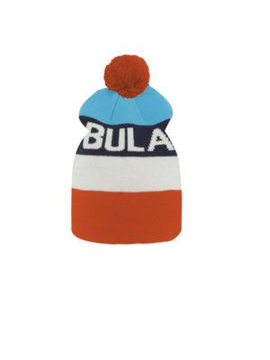 Bula Burn beanie, orange 6
