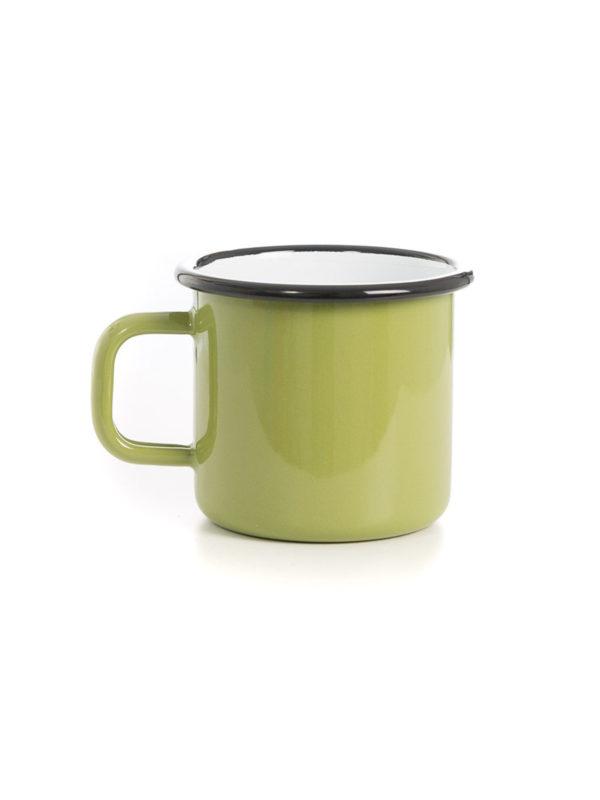 Emaljekopp 3,7 dl, grønn