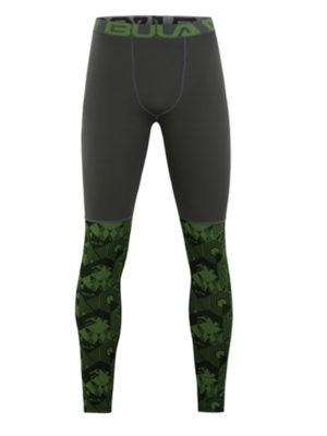 Bula Tikitech baselayer longs, grønn 2