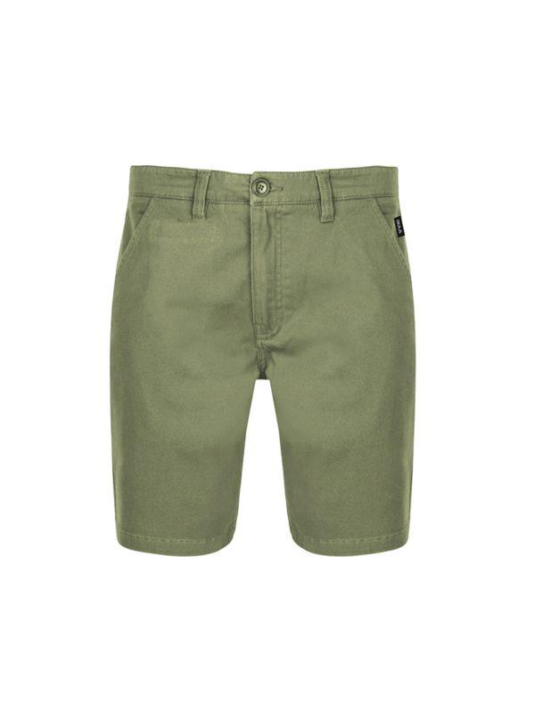 Bula Walk shorts, oliven 1