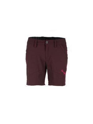 Twentyfour Oslo ST shorts, burgunder 2
