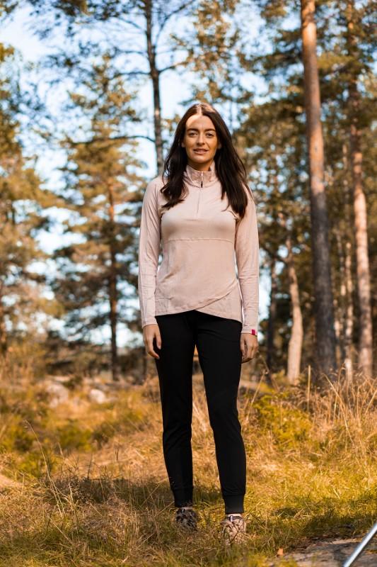 Twentyfour Oslo WP jogger, sort 4