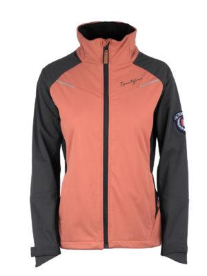 Twentryfour Finse XC Pro jakke rustrosa front