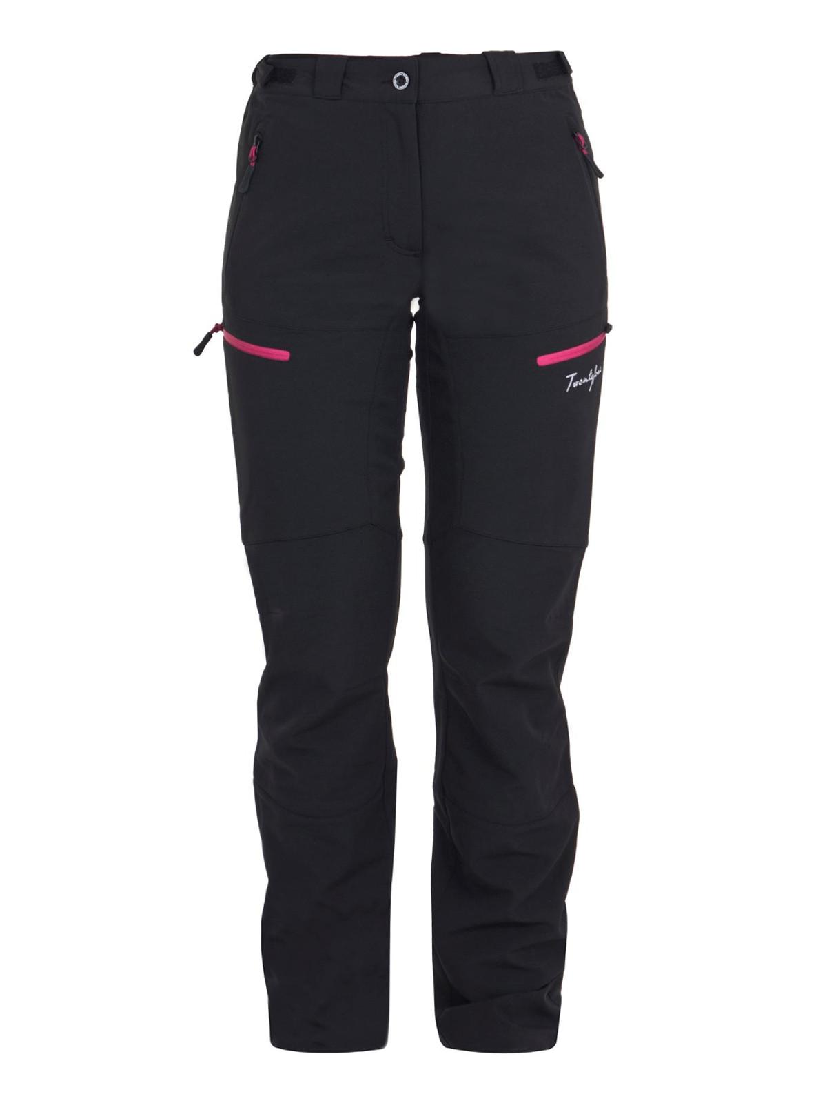 Twentyfour Inca LS bukse, sortbringebær