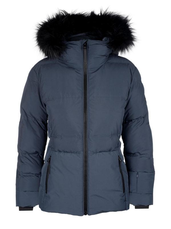 Twentyfour Meribel Warm Jacket Nattblå Front