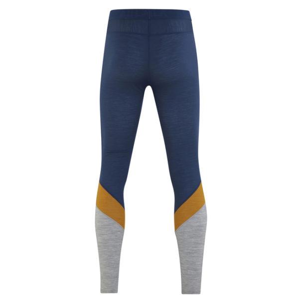 Bula Retro wool Crew denim pants bak