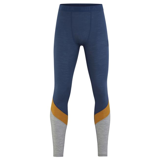 Bula Retro wool Crew denim pants front