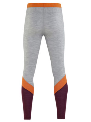 Bula Retro wool Crew grey pants bak