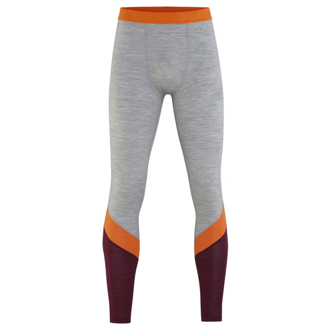 Bula Retro wool Crew grey pants front